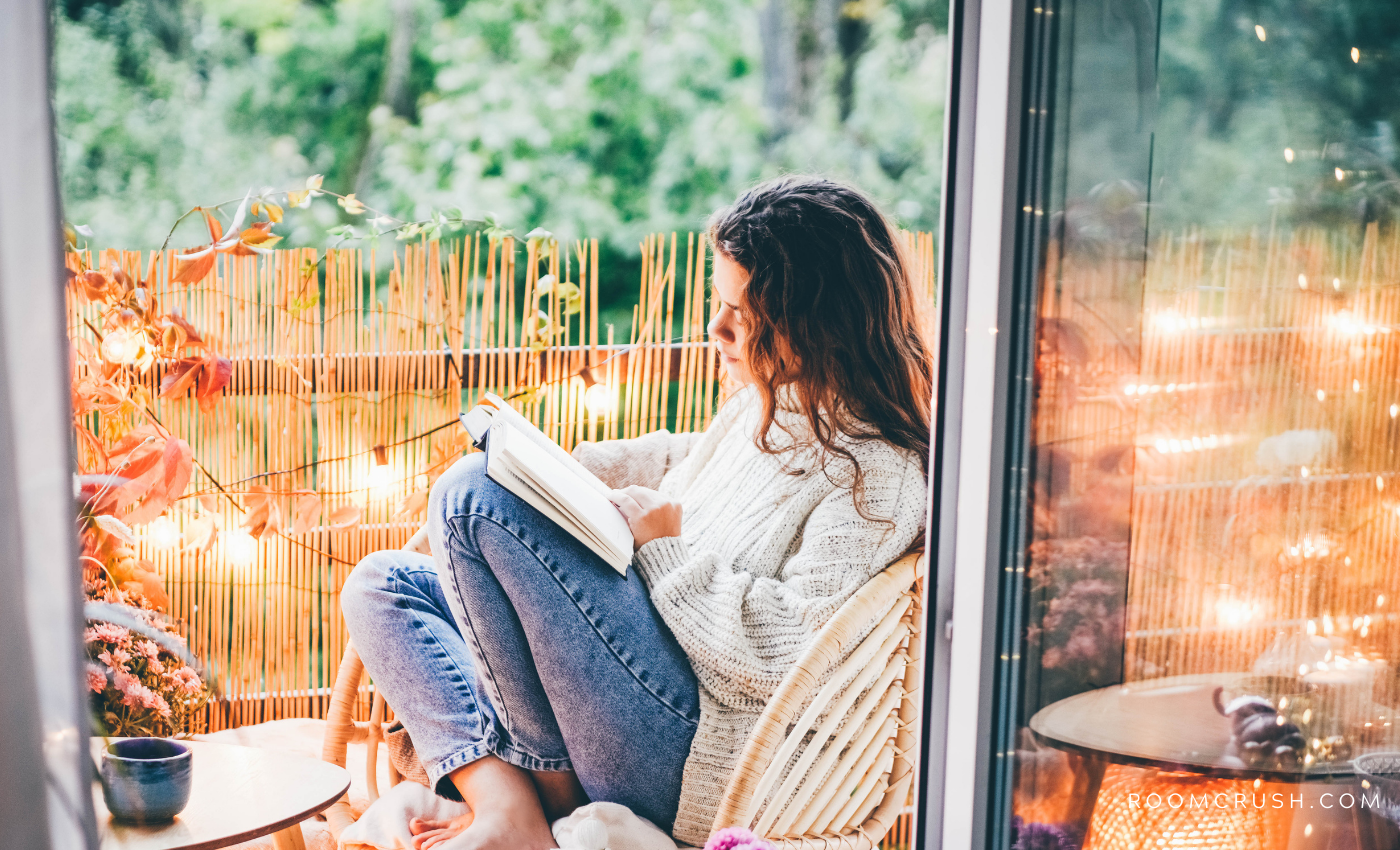 Apartment balcony ideas to make an outdoor oasis
