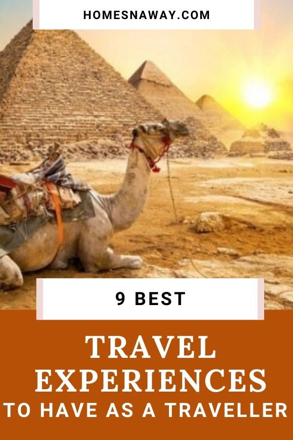 9 Most Amazing Travel Experiences Worth Having This Year