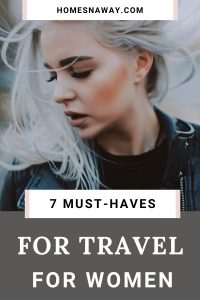 Fashionista's Ultimate Must-Haves For Travel