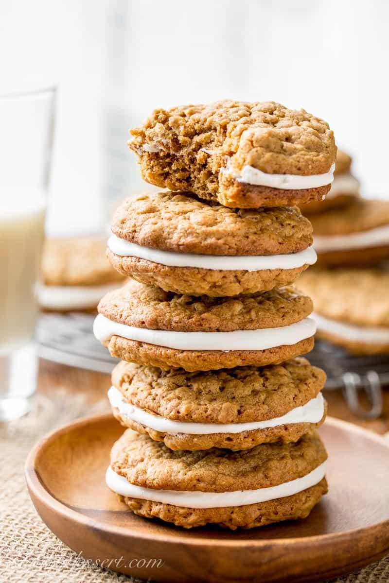 10 Yummy Oatmeal Cookies