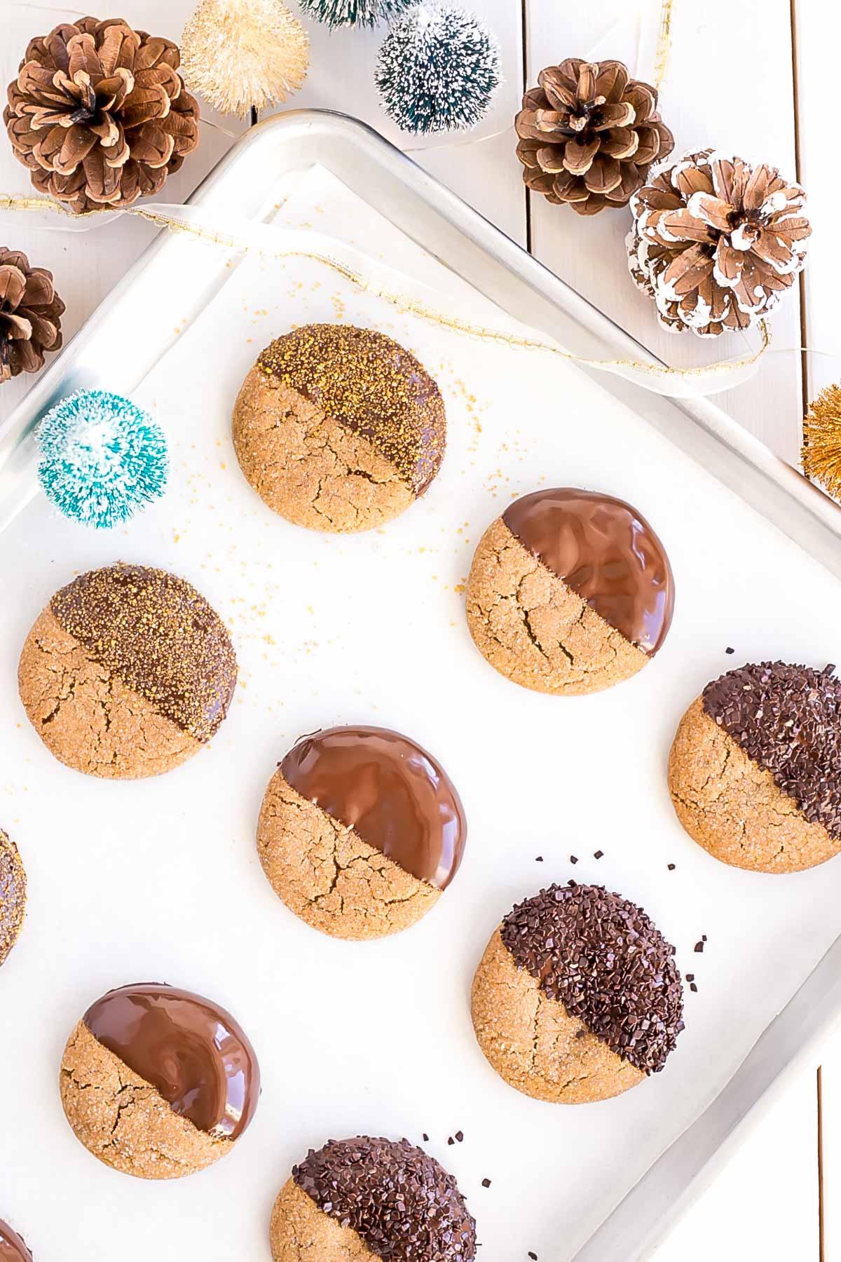 10 Yummy Gingerbread Cookies