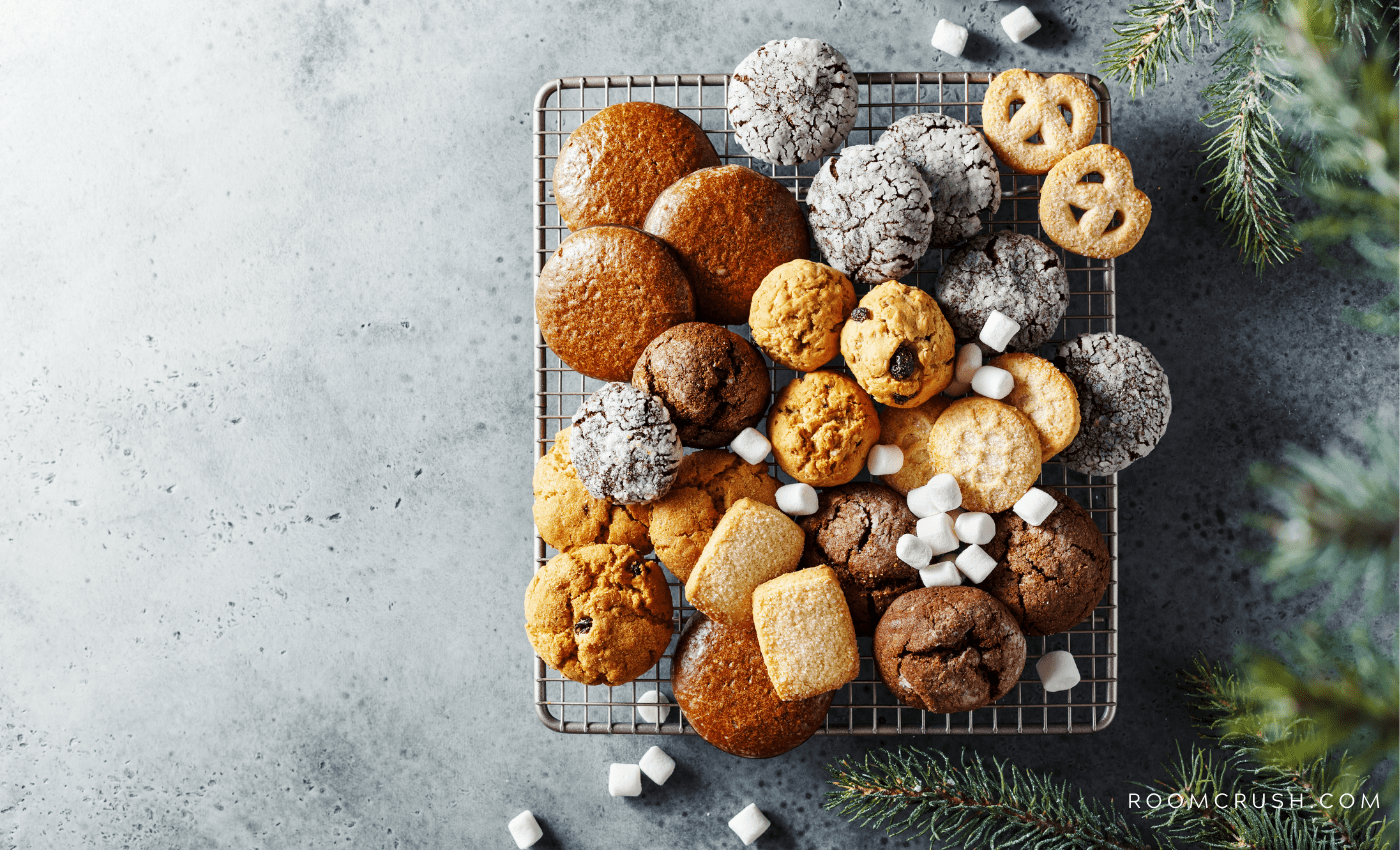 15 Festive Christmas Cookie Recipes Your Holiday Party Needs