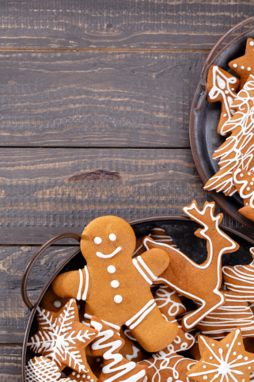 10 Amazing Gingerbread Cookies For Your Holiday Baking