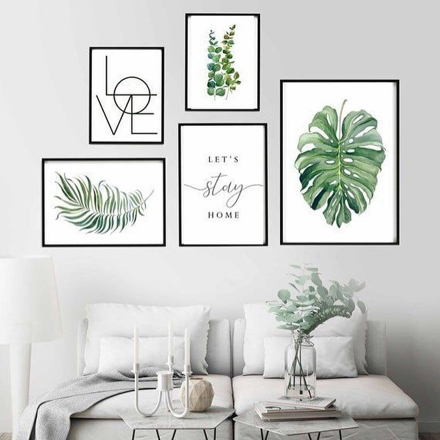 15 Ways To Decorate Your Walls- No Painting Needed!