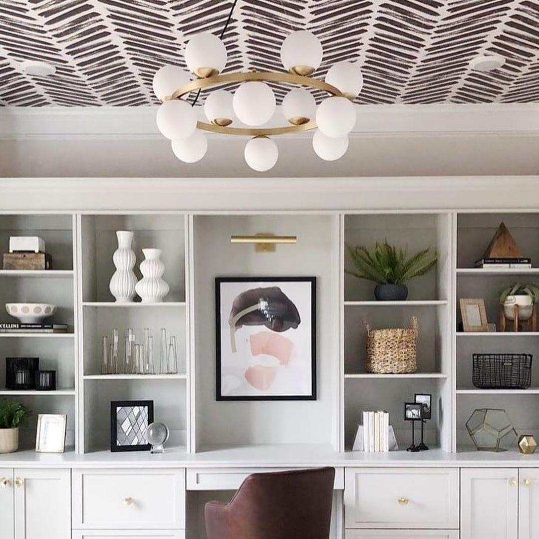 15 Creative Ways To Decorate With Wallpaper