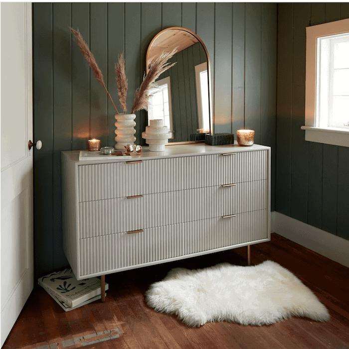 best bedroom makeover ideas west elm dresser quinn