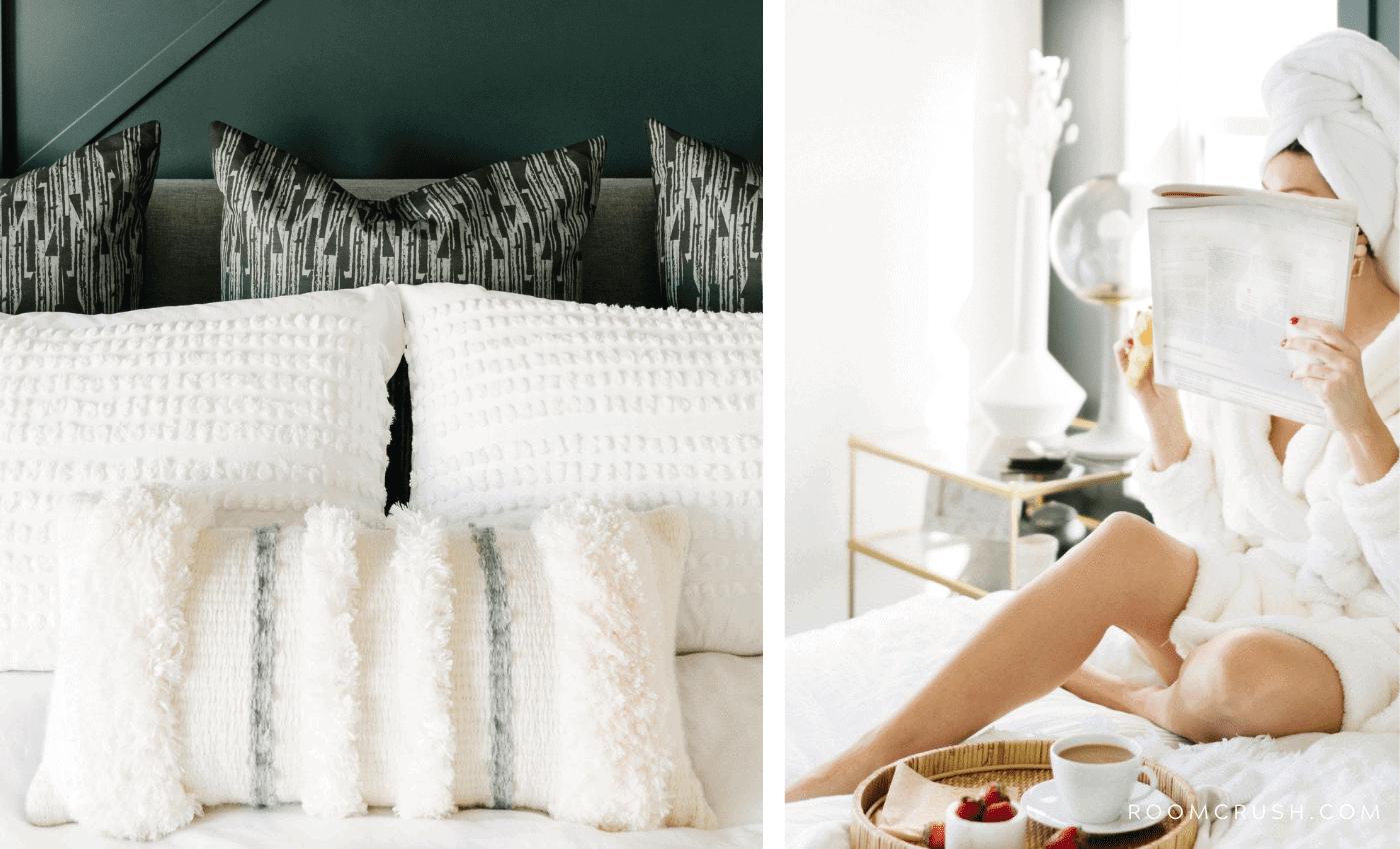 15 Luxury Bedroom Ideas - Refined Posh Hotel Home Makeover