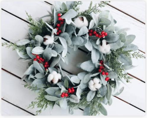 unminimlaist wreath