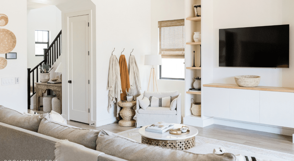 How To Nail The Organic Modern Interior Decor Trend