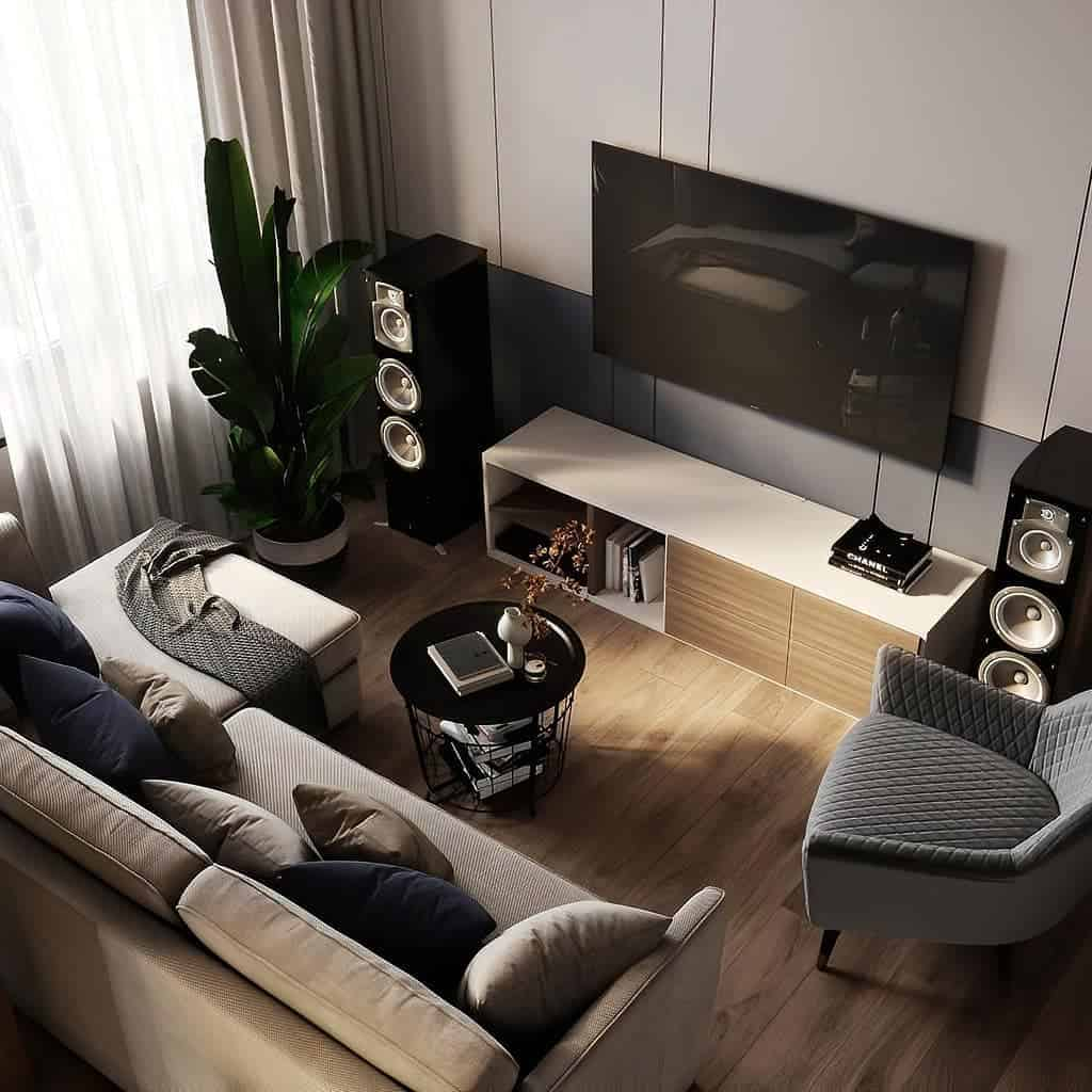 Ideas To Decorate An Apartment For A Single Guy