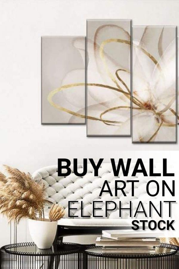 Buy Wall Art on Elephant Stock