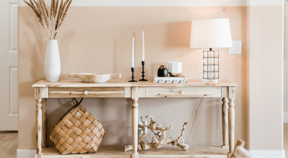 Stylish Console Table Decor: Make Your Home Look Expensive